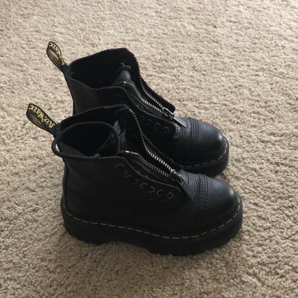 e08926443f4b Dr. Martens Shoes - Dr martens black Sinclair Jungle boots